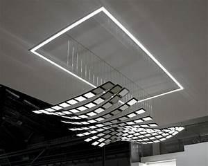Luminaire Salon Design : suspension luminaire oled nouvelle g n ration par selux ~ Teatrodelosmanantiales.com Idées de Décoration