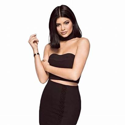 Jenner Kylie Transparent Clipart Background Celebrity Andie