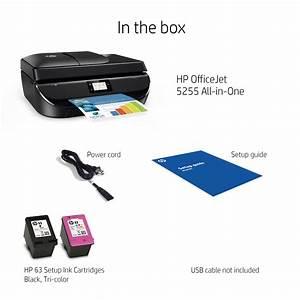Hp Officejet 5255 Setup Instructions