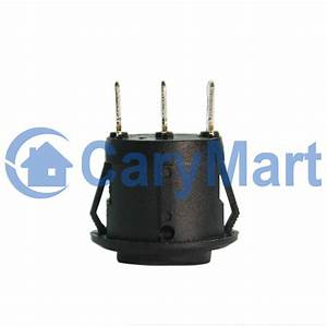 3 Feet 3 Position Round Manual Switch For Motors  U0026 Linear