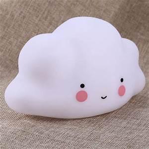 Lampe Veilleuse Enfant : lampe nuage achat vente lampe nuage pas cher cdiscount ~ Teatrodelosmanantiales.com Idées de Décoration