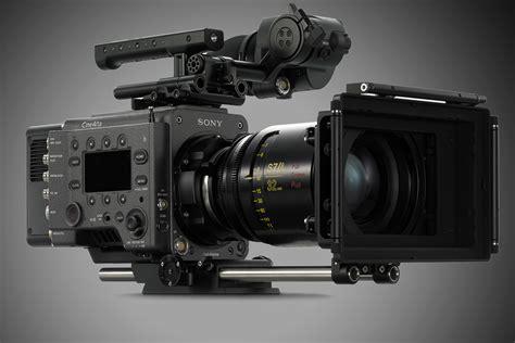 sony venice  full frame cinema camera  coming