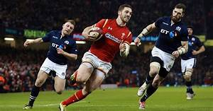 Wales 27-23 Scotland match report: Jamie Roberts and ...