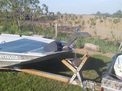 Flat Bottom Boat Jet Drive by 16 Ft Flat Bottom Jet Drive River Boat Classifieds Buy