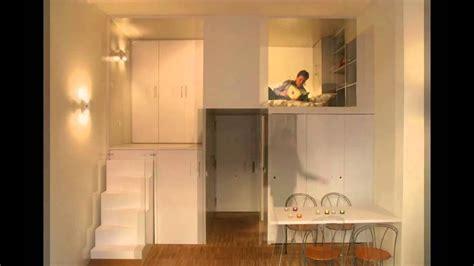 super compact loft apartment  madrid displaying smart
