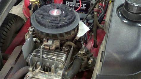 toro   turn mower carburetor replacement