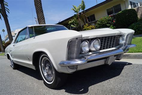 1963 Buick Riviera Saddle Leather Stock # 016 For Sale