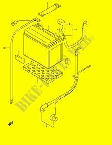 Battery For Suzuki V