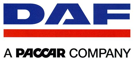 Copy Of Daf Logo And A Paccar Company