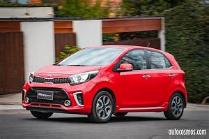 Test Drive  Kia Morning 2018