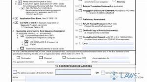 utility patent application transmittal sb0005 youtube With utility patent application template