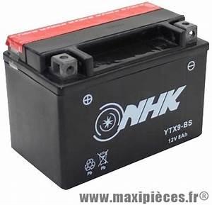 Batterie X Max 125 : batterie pour scooter 12v 8ah maxi pi ces 50 ~ Dode.kayakingforconservation.com Idées de Décoration