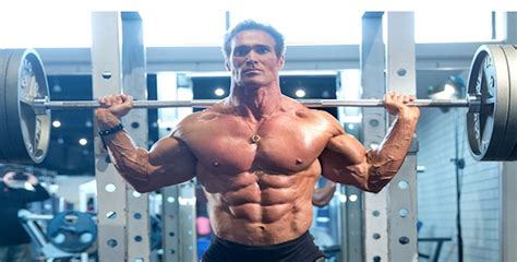 Bodybuilding Icon Mike O'Hearn and the Fitplan App Program - The UCW Newswire