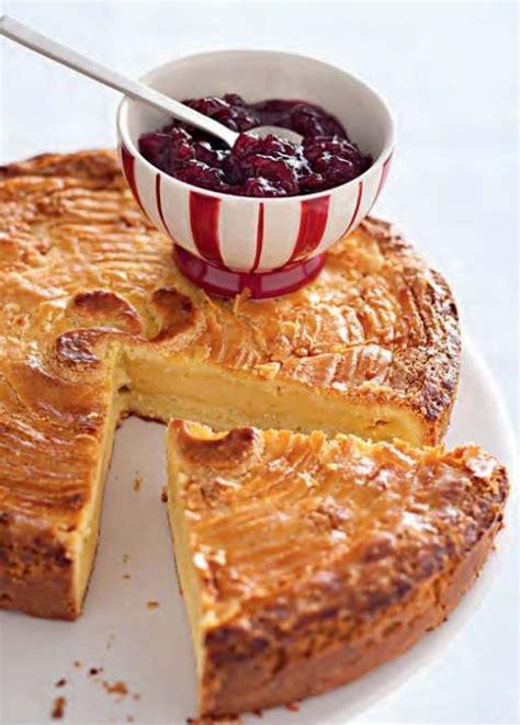 recette cuisine basque recette gâteau basque facile