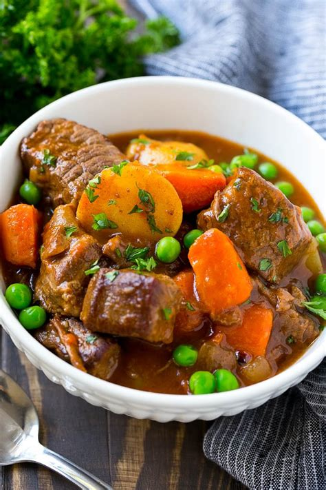 Slow Cooker Beef Stew  Dinner At The Zoo