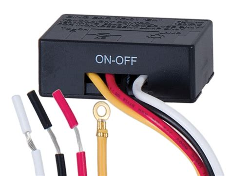 Touch Lamp Control Switches, Onoff Or 3way 40124 B&p