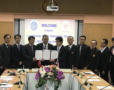มหาวิทยาลัยชั้นนำของจีนเลือก มจพ.ผลิตวิศวกรระบบราง สยามรัฐ