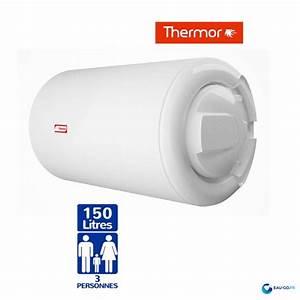 Chauffe Eau Thermor 150 L : chauffe eau electrique 150l thermor blind horizontal sortie c t ~ Dode.kayakingforconservation.com Idées de Décoration
