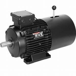 Crompton Brake Motor  Rpm  1500  Rs 9300   Piece  Hanuman Power Transmission Equipments Private