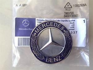 Emblema Logotipo Cap U00f4 Mercedes Benz Original C180 C200 Clk