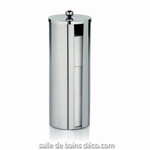 Porte Papier Toilette Design : porte rouleau papier wc maison design ~ Premium-room.com Idées de Décoration