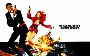 On Her Majesty's Secret Service (1969) Movie Review: You ...