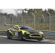 Aston Martin Prepares For 2014 N&252rburgring 24 Hours
