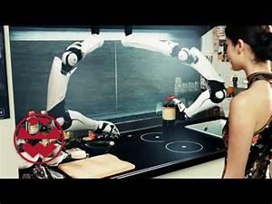 Küche Der Zukunft : roboter k che der zukunft tech talk welt der wunder youtube ~ Buech-reservation.com Haus und Dekorationen