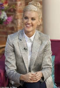 Ashley Roberts plays down Dec's crush on her as she ...