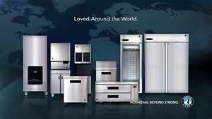 Hoshizaki  Beyond Strong  Commercial Ice Machines And