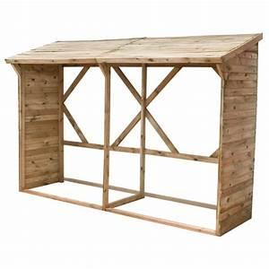 Holzunterstand Selber Bauen : siena garden 829256 holzunterstand atlanta 320 x 102 x 210 cm kaminholzregal profi ~ Whattoseeinmadrid.com Haus und Dekorationen
