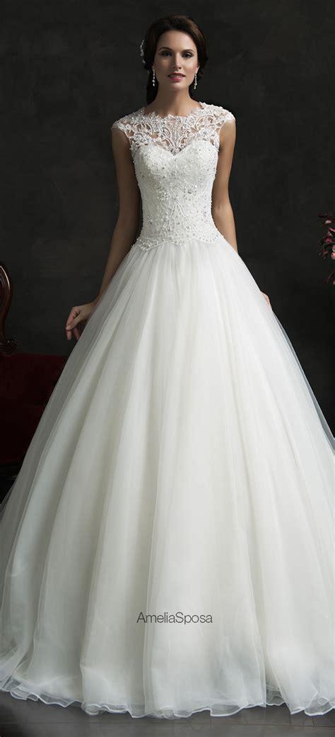 best wedding dresses for brides amelia sposa 2015 wedding dresses the magazine