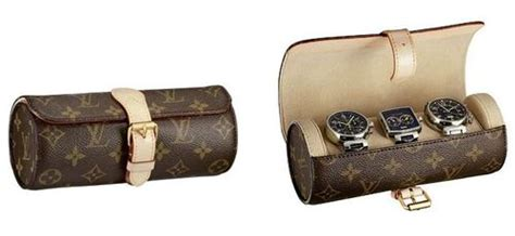 Louis Vuitton Watch Cases