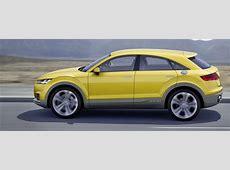 Novità auto Audi, nuovi suv nel futuro nel 2019 arriverà