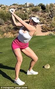 Golfer Paige Spiranac Got Death Threats Over Cleavage