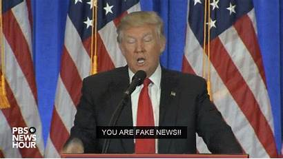 Trump Donald Reaction Giphy Fake Everything Gifs