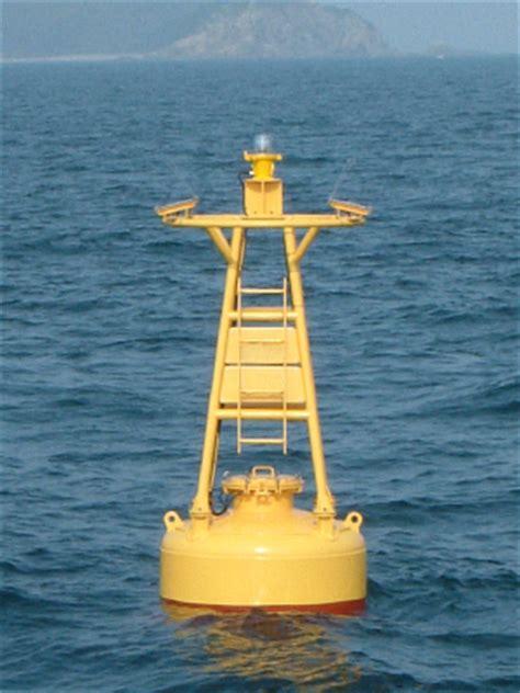 anti wave type light buoy light buoy aids  navigation