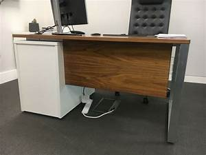 Two, Office, Desks, Perfect, Conditions