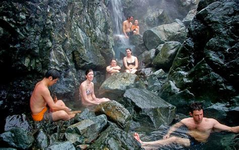 Hot Springs Cove Cground by Wildlife Viewing Vancouver Island News Events Travel