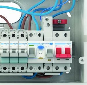 Electrical Consumer Unit Wiring Diagram  Diagram