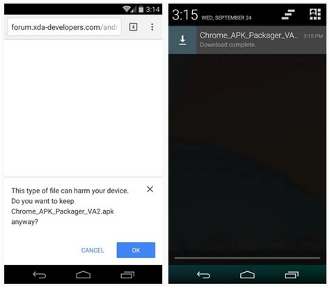 comment convertir vos applications android apk pour