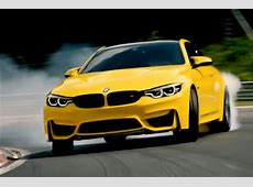 Video Nürburgring DriftAction mit Rhys Millen im BMW M4 CS