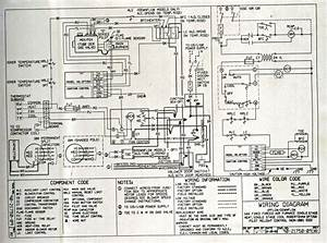 York Furnace Wiring Schematic Diagram Of Gas