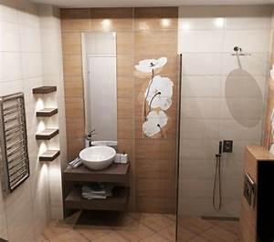 Badideen Kleines Bad Interessante Interieurentscheidungen