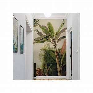 Au Fil Des Couleurs Papier Peint : banana tree papier peint au fil des couleurs ~ Melissatoandfro.com Idées de Décoration