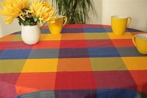 Abwaschbare Tischdecke Rund : textil tischdecke abwaschbar awesome textil tischdecke ~ Michelbontemps.com Haus und Dekorationen