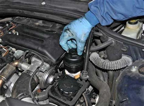cambio aceite motor bmw   reflexiones de