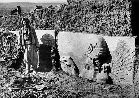 photographic archives iraq  oriental institute