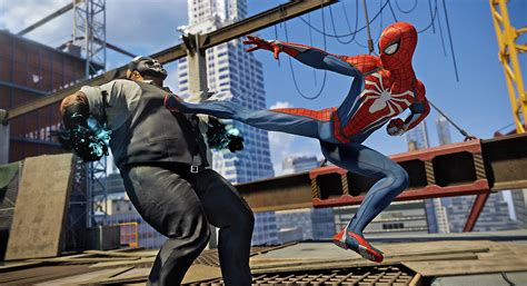 Marvels Spider Man Review The Superhero Game To Beat