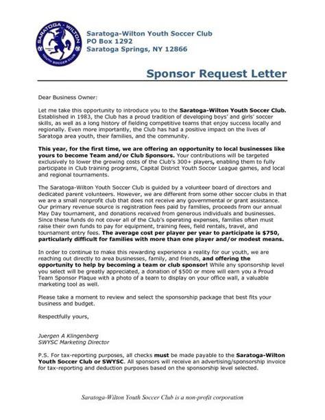 investment proposal template sponsorship letter lettering